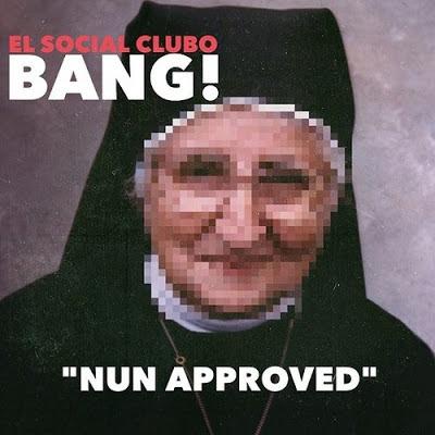Social Club  - Bang! single artwork