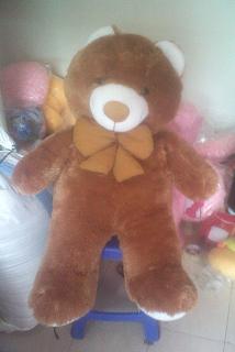 gambar boneka beruang besar
