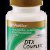 Kelebihan Shaklee DTX Complex
