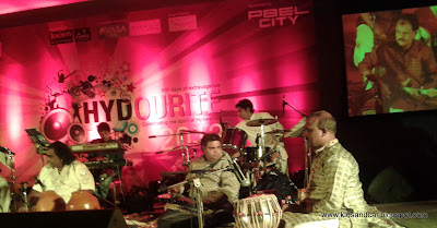 musicians in concert in hyderabad