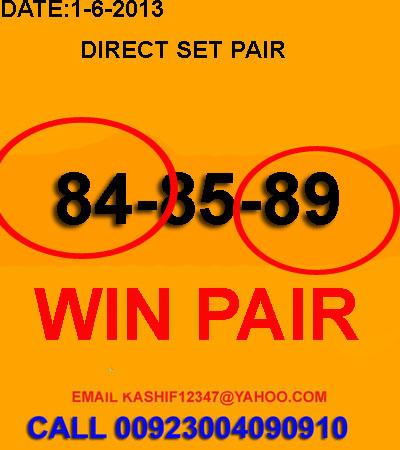 THAI LOTTO WIN 16-1-2014 THAI LOTTO READY GAME 1-2-2014 ONE PAIR
