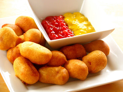Corn Dog Bites