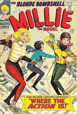 Millie the Model #136