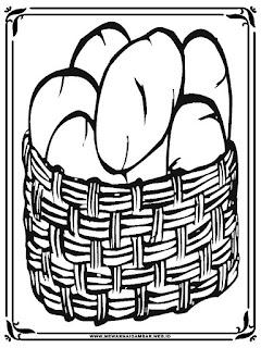 gambar kentang untuk diwarnai anak tk