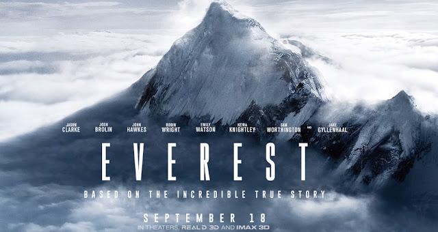 Sinopsis Film Everest 2015