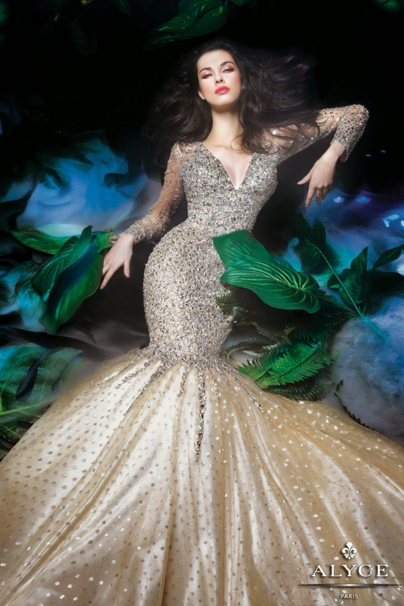 Alyce Wedding Dresses 93 Vintage Continue
