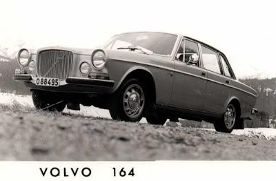 Lehman Volvo Cars: Tracing the History of the Volvo Luxury Sedan: The 164
