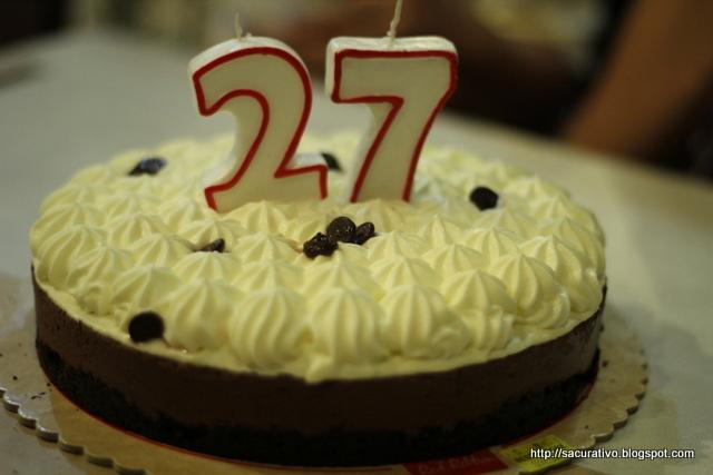 Поздравления с днём рождения в 27 лет 43