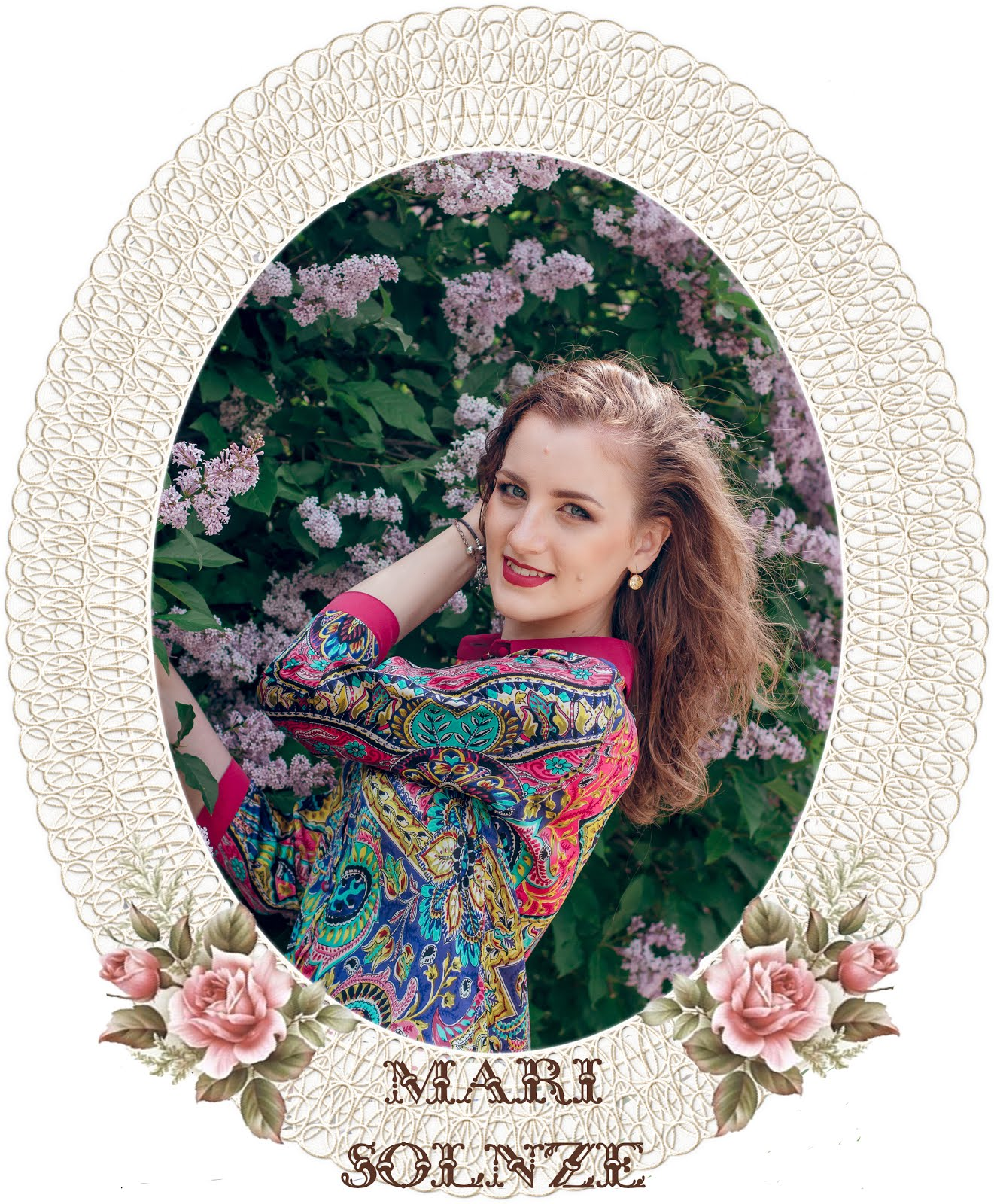 Я в ДК блога Shabby chic