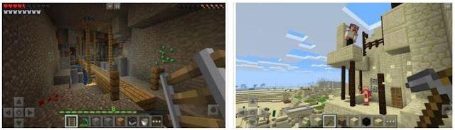 Minecraft: Pocket Edition v0.13.1 APK