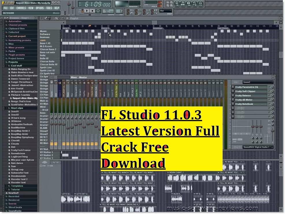 fl studio 11 crack version