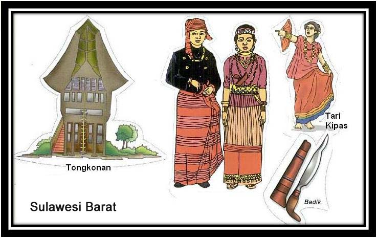 Gambar Kartun Rumah Adat Aceh. traditional house in ...