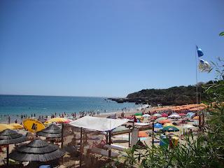 Beautiful Oura Beach Summer photo - Albufeira - Algarve