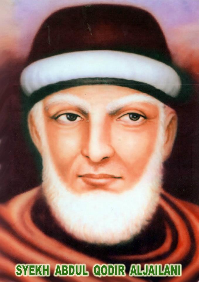 Detik-detik Wafatnya Syekh Abdul Qadir al-Jailani ( Wasiat