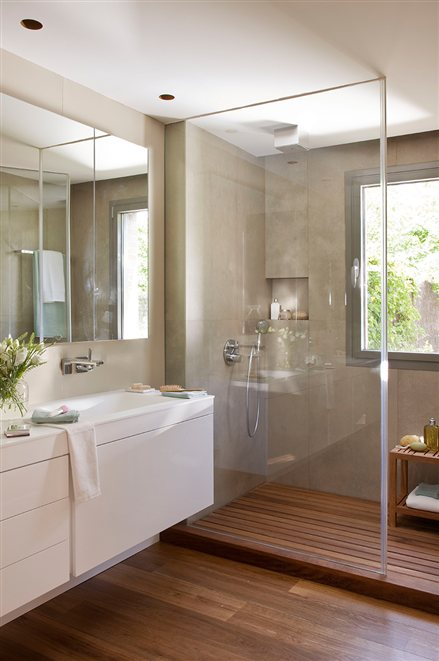 Muebles Para Baño Ideas:Small Bathroom Remodel