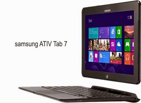 Tablet Hybrid samsung ATIV Tab 7