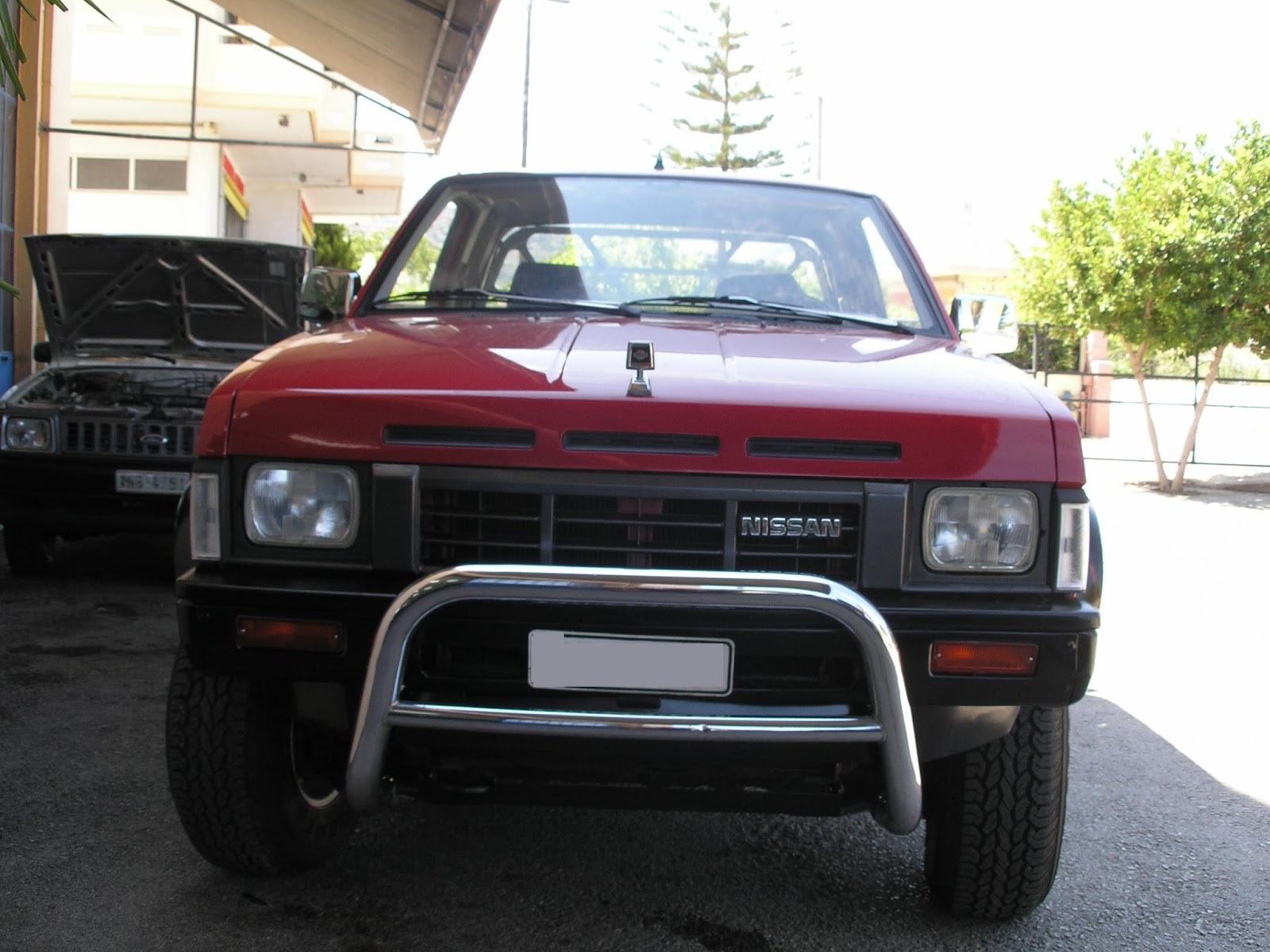 Nissan D21 4X4 hd photo