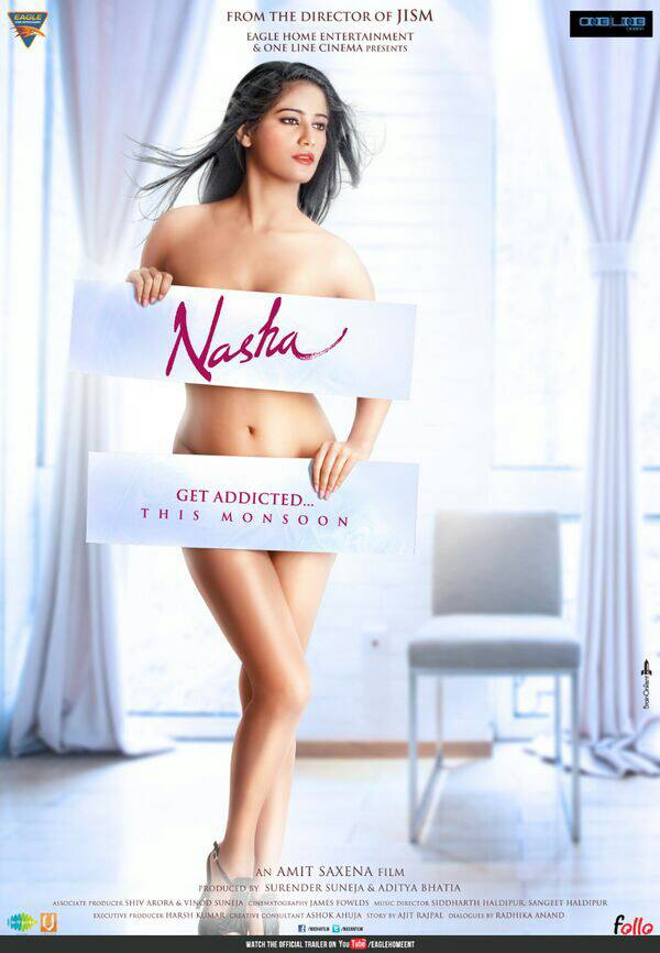 Watch Nasha (2013) Poonam Pandey Hot,Hindi Movie Watch Online For Free