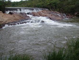 Cachoeira do Ivo - Serra do Salitre - MG