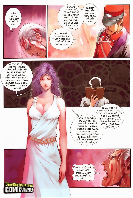 Ba Động Quyền Z Hadouken Zero chap 15 - Trang 25