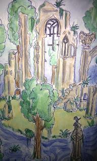 Nueva partida a Dragon Age:Las Ruinas Orlesianas