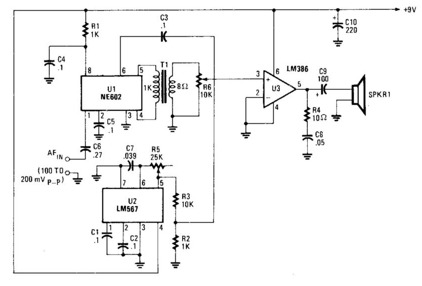 Mobile Phone Jammer Circuit Diagram | Circuits High Power Mobile Phone Jammer Circuit