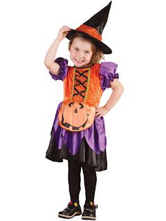 Kjole Pige Halloween Kostume