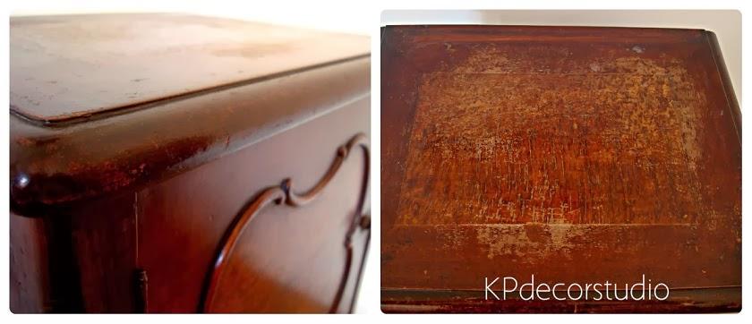 Venta de muebles antiguos clásicos de madera on-line