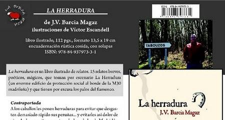 """APLAZADA LA PRESENTACIÓN DE """"LA HERRADURA"""" EN CÓRDOBA."""