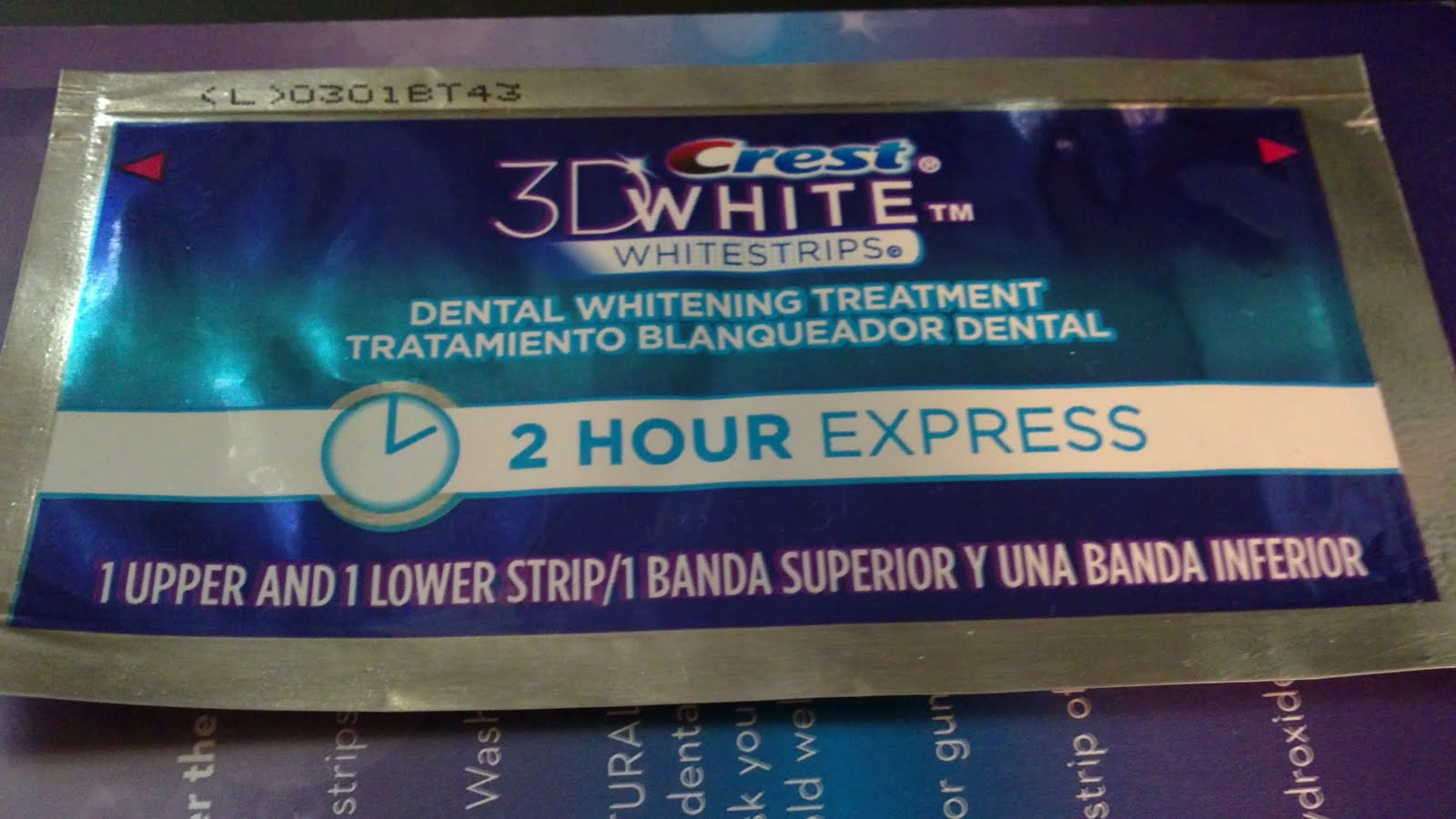 Crest 3d white teeth whitening review and giveaway llg