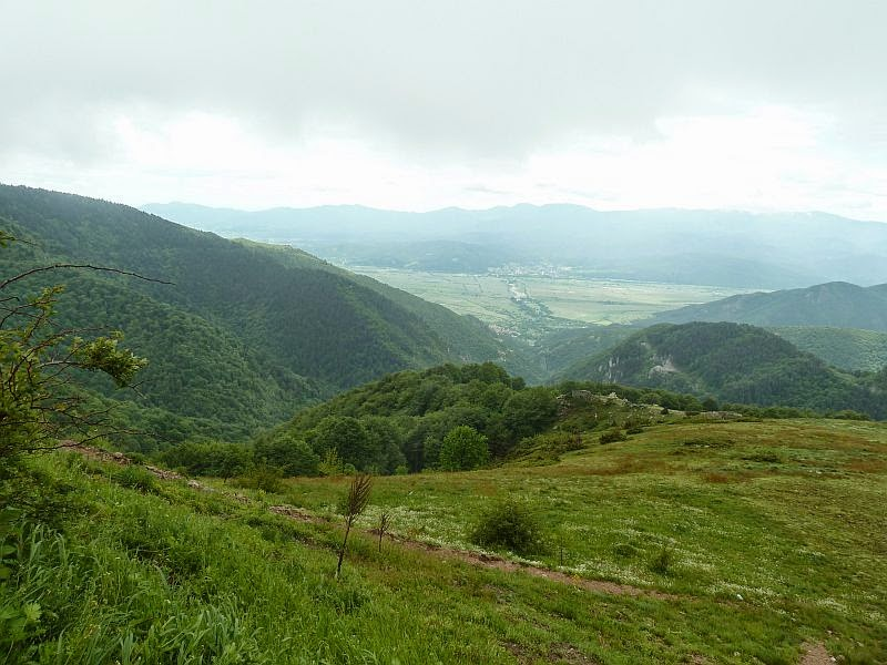 Central Balkan mountains
