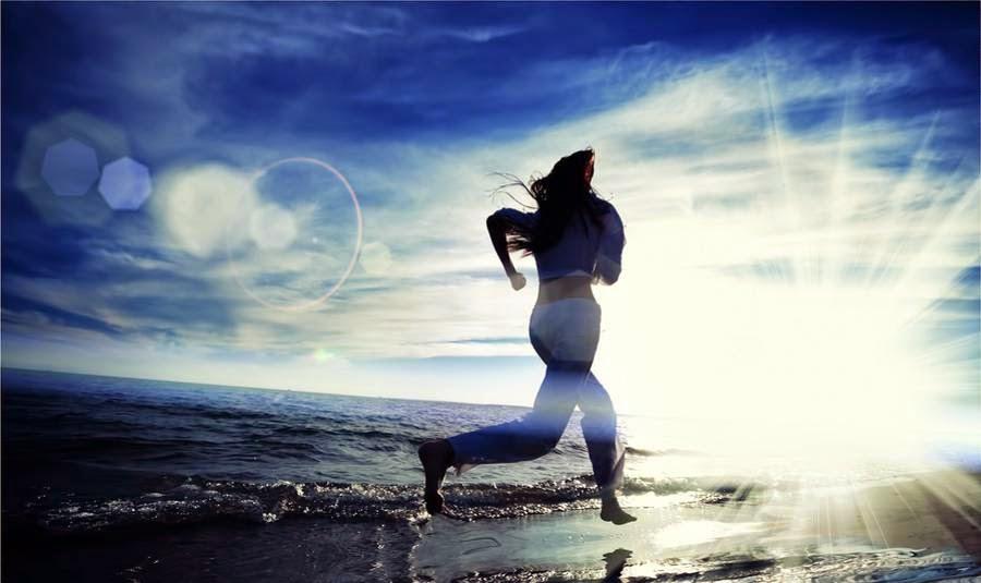 Biegnij przed siebie tak daleko, ile masz sił - a potem z powrotem