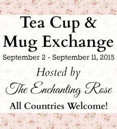 Tea Cup and Mug Exchange 2015