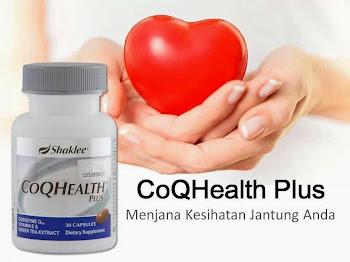 CoQ Health Shaklee untuk Kesihatan Jantung