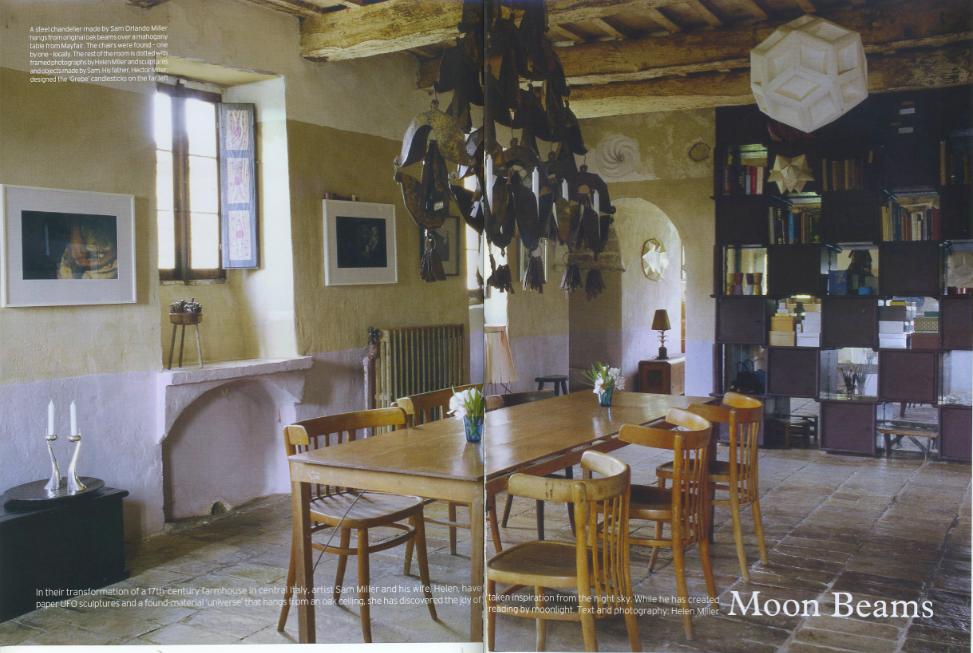 A 17th Century Italian Farmhouse