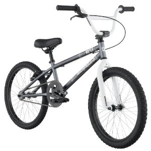 Diamondback 2013 Viper BMX Bike with 20-Inch Wheels (Grey, 20-Inch