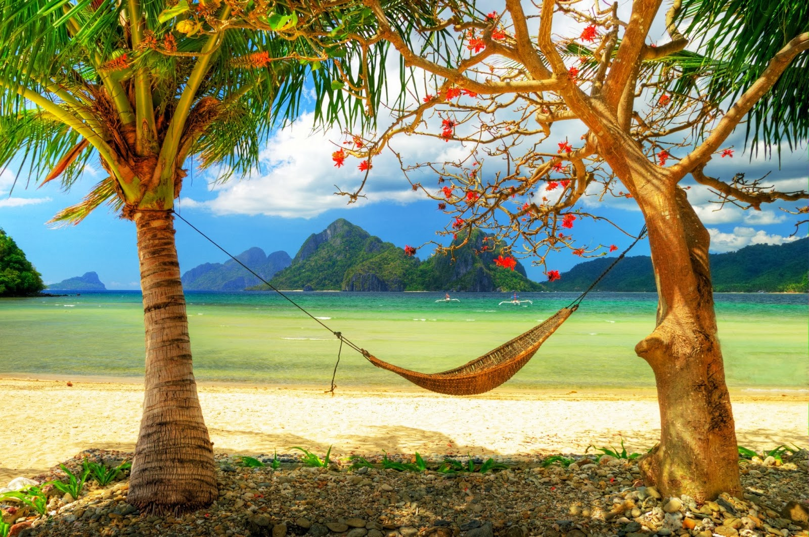 Tropical Beach Wallpapers