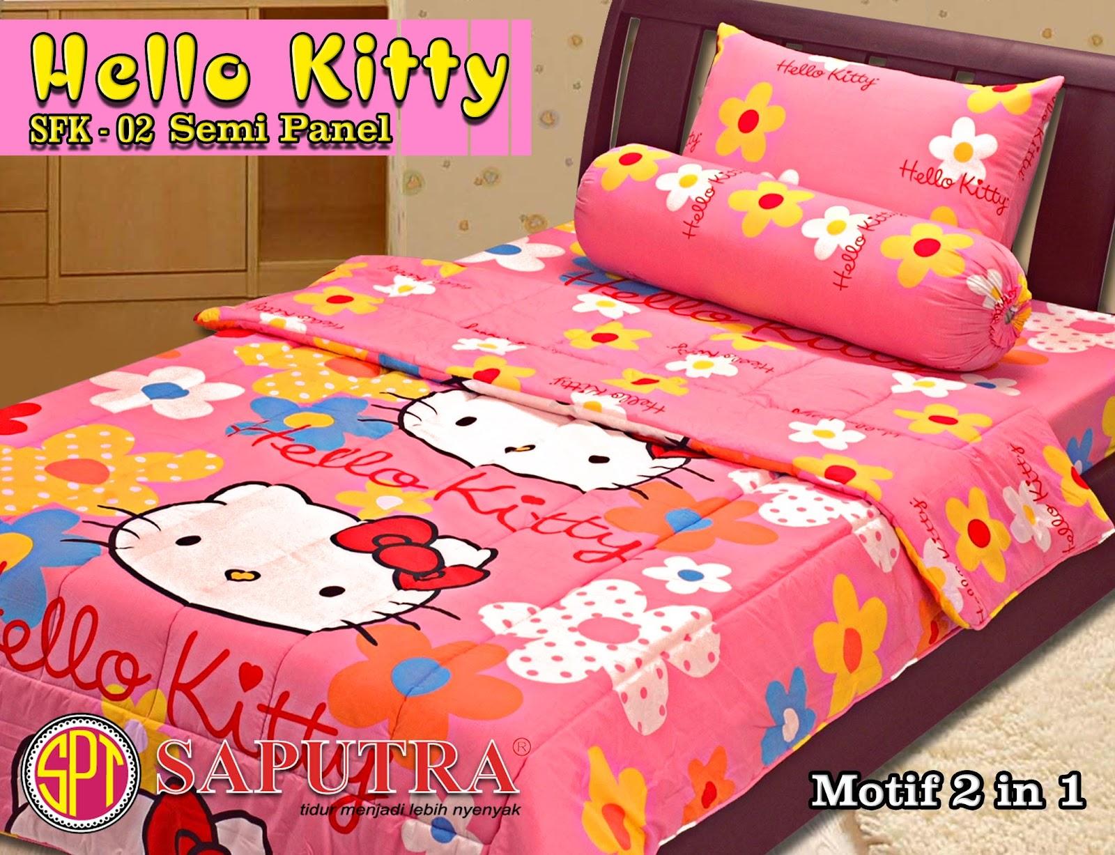 sprei bonita hello kitty play : Toko Online Suplemen Murah Dan Produk Berkualitas 2016 Car Release ...