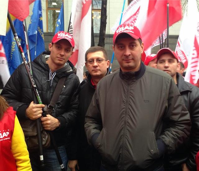 Ткачук Геннадій 7 листопада 2013