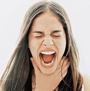 gritar sin miedo