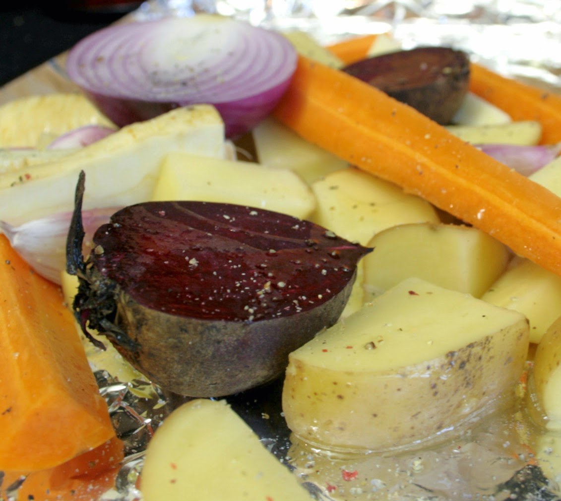 Image Result For Roasted Root Vegetables With Rosemary
