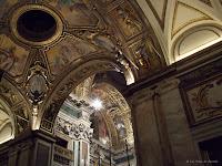 Fond d'écran janvier 2012 - Basilique Sainte-Marie Majeure à Rome en décembre 2009