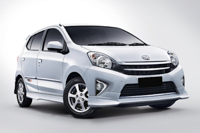 Review Mobil Toyota Agya