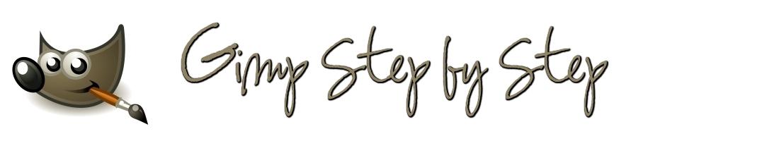 Gimp Step by Step
