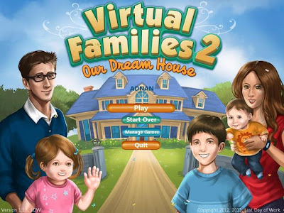 Download Game Virtual Families 2: Our Dream House