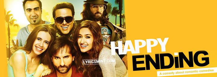 Happy Ending Songs Lyrics