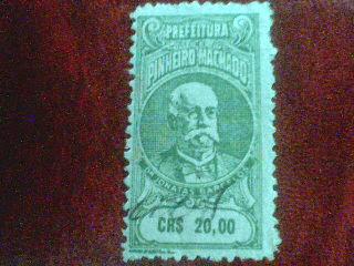 RGS- PINHEIRO MACHADO/ CR$ 20,00