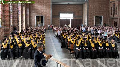 Bachilleres 2012 - Colegio Robledo