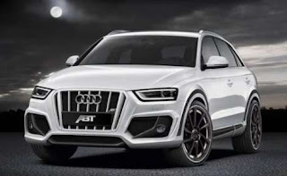 Pics Audi ABT Q3 release date new Audi ABT Q3 review car Audi ABT Q3