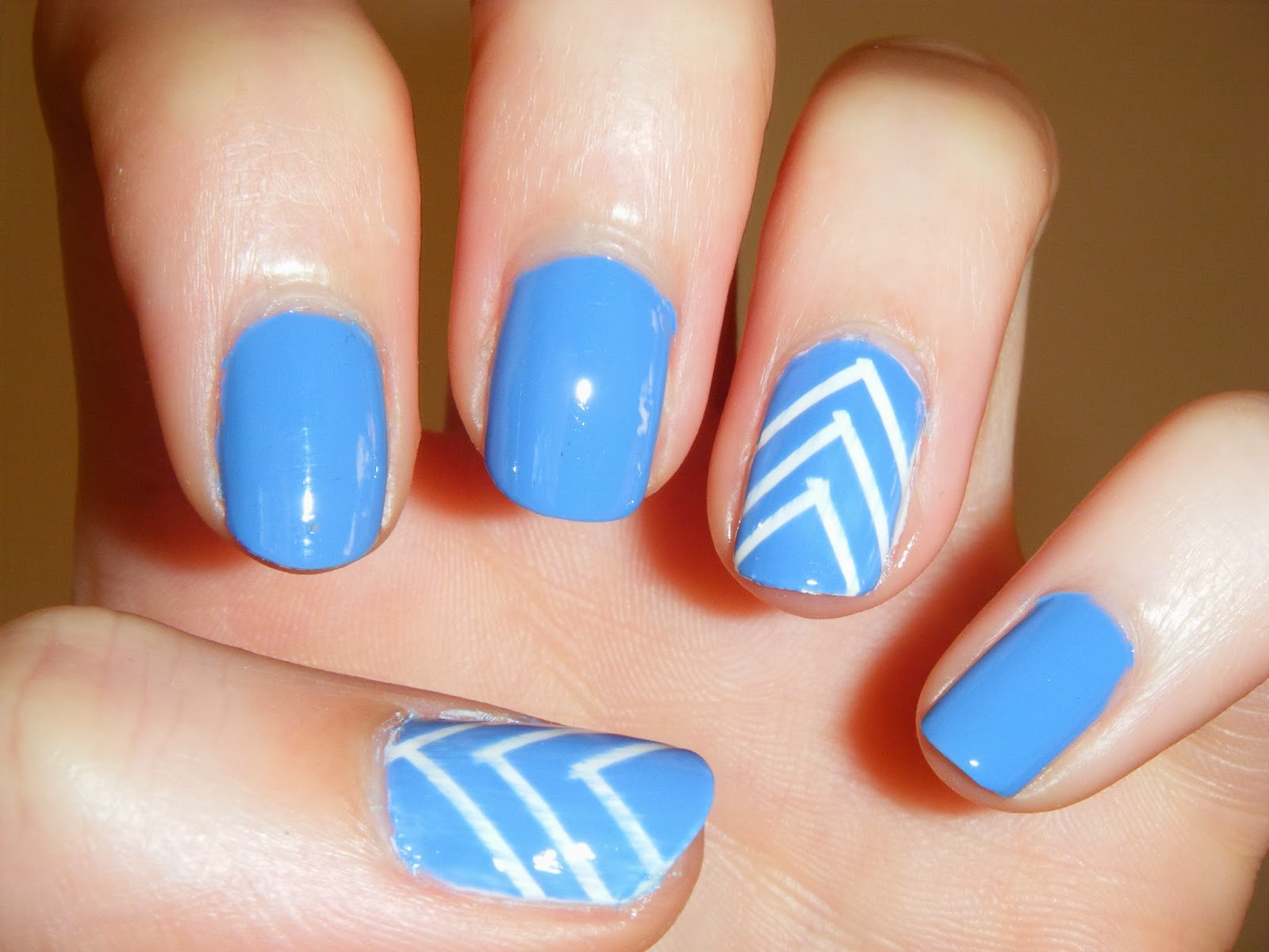 Blue Chevron GOT
